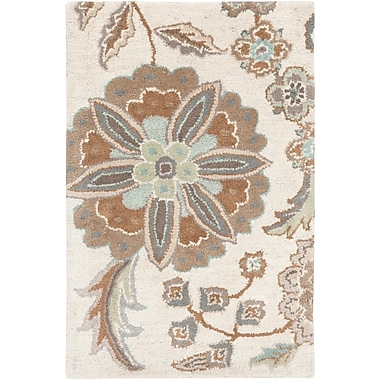 Surya Athena ATH5123-811 Hand Tufted Rug, 8' x 11' Rectangle