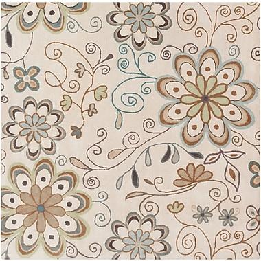 Surya Athena ATH5123-6SQ Hand Tufted Rug, 6' Square