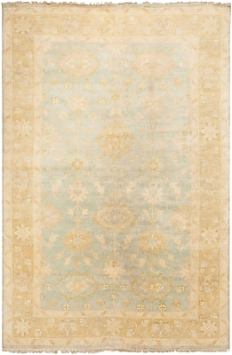 Surya Antique ATQ1005-23 Hand Knotted Rug, 2' x 3' Rectangle