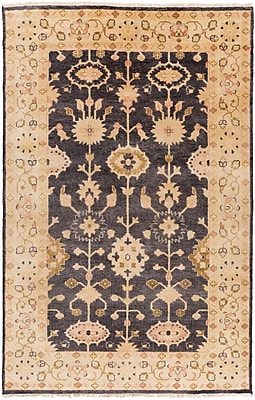 Surya Antique ATQ1007-23 Hand Knotted Rug, 2' x 3' Rectangle
