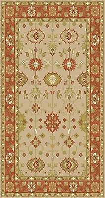 Surya Antique ATQ1009-3656 Hand Knotted Rug, 3'6