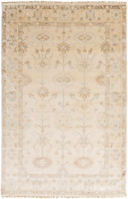 Surya Antique ATQ1010-811 Hand Knotted Rug, 8' x 11' Rectangle