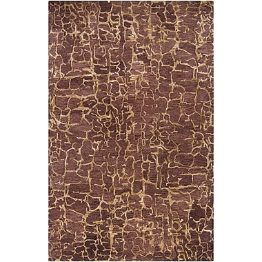 Surya Banshee BAN3304-58 Hand Tufted Rug, 5' x 8' Rectangle