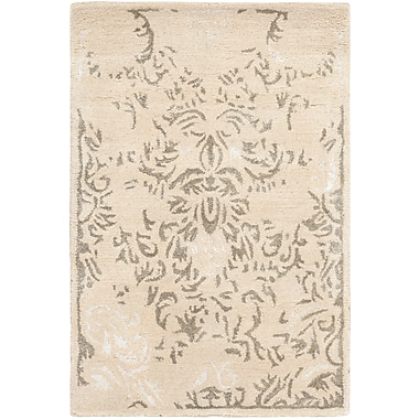Surya Banshee BAN3331-23 Hand Tufted Rug, 2' x 3' Rectangle
