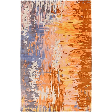 Surya Banshee BAN3345-58 Hand Tufted Rug, 5' x 8' Rectangle