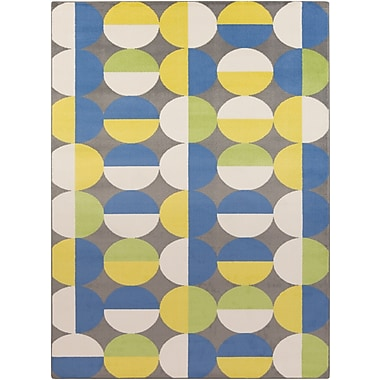 Surya Bambino BBO5010-237 Machine Made Rug, 2' x 3'7