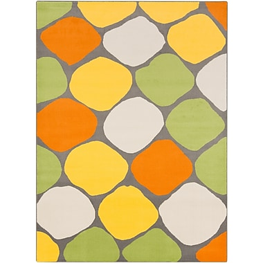 Surya Bambino BBO5017-7811 Machine Made Rug, 7'8