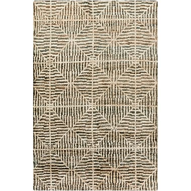Surya Jill Rosenwald Bjorn BJR1007-23 Hand Knotted Rug, 2' x 3' Rectangle