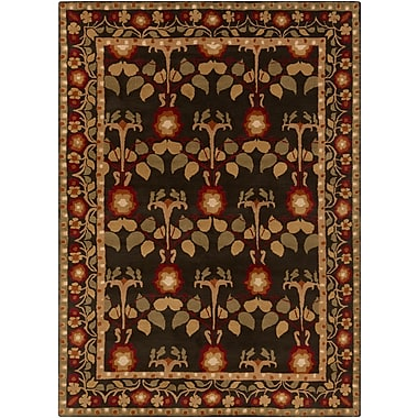 Surya Bungalo BNG5019-23 Hand Tufted Rug, 2' x 3' Rectangle