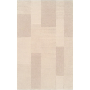 Surya Bristol BRT2929-58 Hand Loomed Rug, 5' x 8' Rectangle