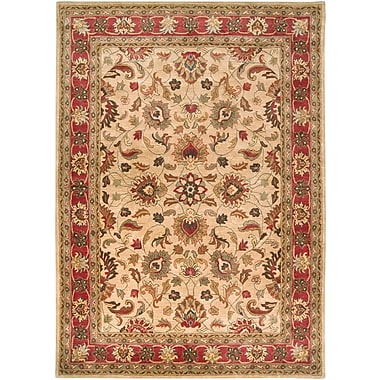 Surya Caesar CAE1001-912 Hand Tufted Rug, 9' x 12' Rectangle