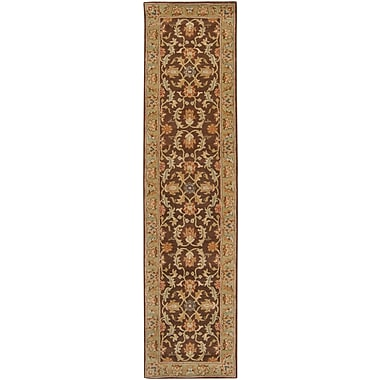 Surya Caesar CAE1009-46 Hand Tufted Rug, 4' x 6' Rectangle