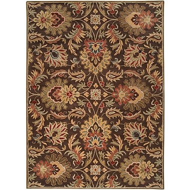 Surya Caesar CAE1028-912 Hand Tufted Rug, 9' x 12' Rectangle