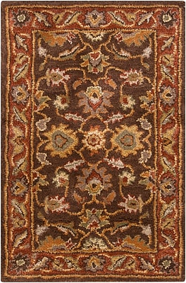 Surya Caesar CAE1036-811 Hand Tufted Rug, 8' x 11' Rectangle