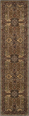Surya Caesar CAE1048-46 Hand Tufted Rug, 4' x 6' Rectangle