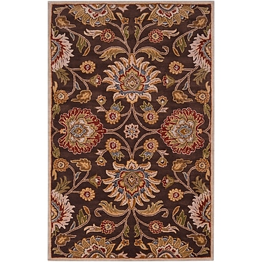 Surya Caesar CAE1051-811 Hand Tufted Rug, 8' x 11' Rectangle