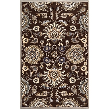Surya Caesar CAE1063-69 Hand Tufted Rug, 6' x 9' Rectangle