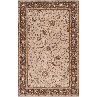 Surya Caesar CAE1082-69 Hand Tufted Rug, 6' x 9' Rectangle