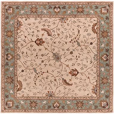 Surya Caesar CAE1088-6SQ Hand Tufted Rug, 6' Square