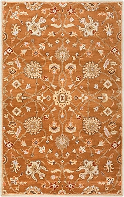 Surya Caesar CAE1120-69 Hand Tufted Rug, 6' x 9' Rectangle