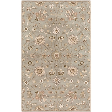 Surya Caesar CAE1121-811 Hand Tufted Rug, 8' x 11' Rectangle