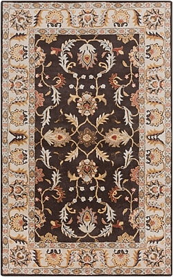 Surya Caesar CAE1130-46 Hand Tufted Rug, 4' x 6' Rectangle
