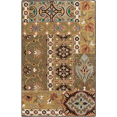 Surya Caesar CAE1139-23 Hand Tufted Rug, 2' x 3' Rectangle