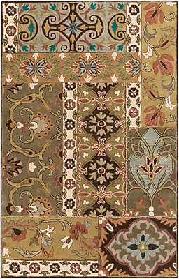 Surya Caesar CAE1139-1215 Hand Tufted Rug, 12' x 15' Rectangle