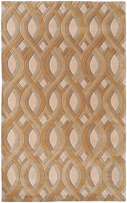 Surya Candice Olson Modern Classics CAN1901-811 Hand Tufted Rug, 8' x 11' Rectangle