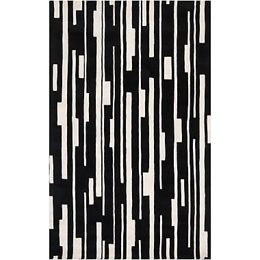 Surya Candice Olson Modern Classics CAN1998-58 Hand Tufted Rug, 5' x 8' Rectangle