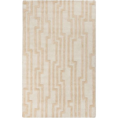 Surya Candice Olson Modern Classics CAN2021-58 Hand Tufted Rug, 5' x 8' Rectangle