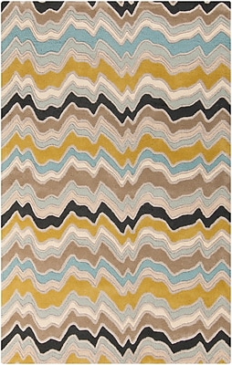 Surya Candice Olson Modern Classics CAN2029-811 Hand Tufted Rug, 8' x 11' Rectangle