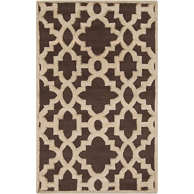 Surya Candice Olson Modern Classics CAN2035-58 Hand Tufted Rug, 5' x 8' Rectangle