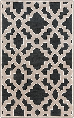 Surya Candice Olson Modern Classics CAN2036-58 Hand Tufted Rug, 5' x 8' Rectangle