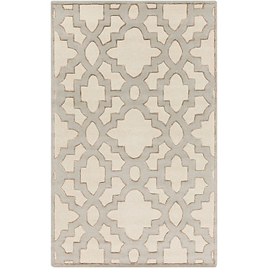 Surya Candice Olson Modern Classics CAN2041-811 Hand Tufted Rug, 8' x 11' Rectangle