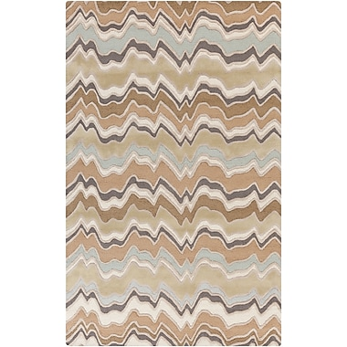 Surya Candice Olson Modern Classics CAN2042-58 Hand Tufted Rug, 5' x 8' Rectangle