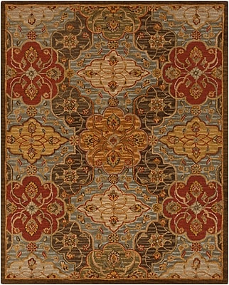 Surya Carrington CAR1005-3353 Hand Hooked Rug, 3'3
