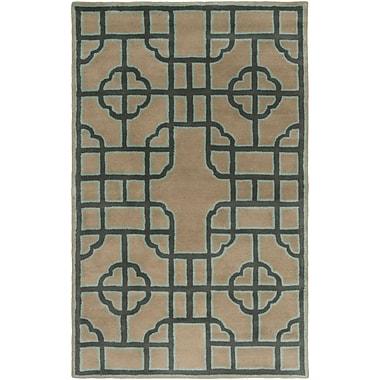 Surya Beth Lacefield Calaveras CAV4027-58 Hand Tufted Rug, 5' x 8' Rectangle