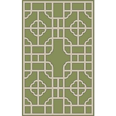 Surya Beth Lacefield Calaveras CAV4028-811 Hand Tufted Rug, 8' x 11' Rectangle