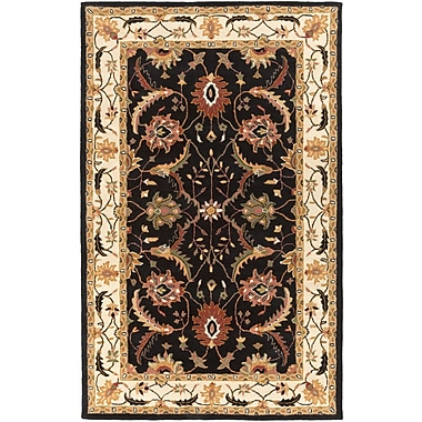 Surya Clifton CLF1023-58 Hand Tufted Rug, 5' x 8' Rectangle