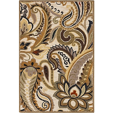 Surya Centennial CNT1081-23 Hand Hooked Rug, 2' x 3' Rectangle