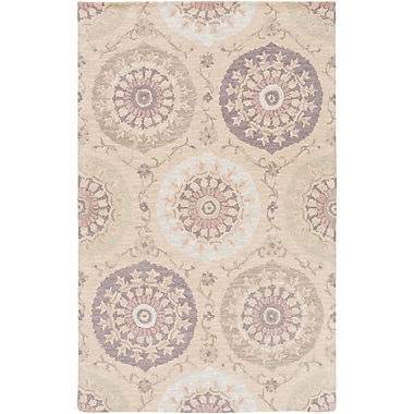 Surya Centennial CNT1104-58 Hand Hooked Rug, 5' x 8' Rectangle