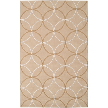 Surya Cosmopolitan COS8869-58 Hand Tufted Rug, 5' x 8' Rectangle