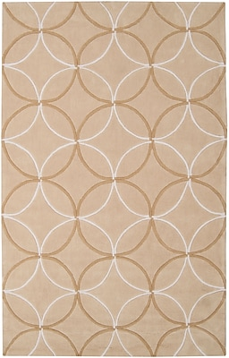 Surya Cosmopolitan COS8869-23 Hand Tufted Rug, 2' x 3' Rectangle