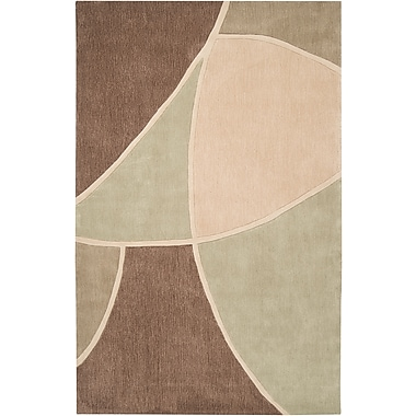Surya Cosmopolitan COS8893-811 Hand Tufted Rug, 8' x 11' Rectangle