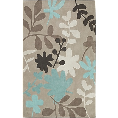 Surya Cosmopolitan COS8924-58 Hand Tufted Rug, 5' x 8' Rectangle