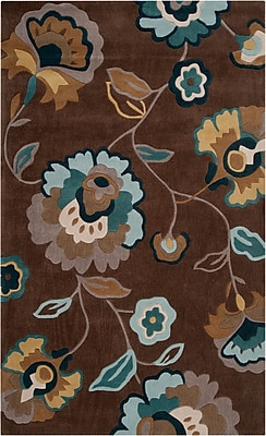 Surya Cosmopolitan COS9090-811 Hand Tufted Rug, 8' x 11' Rectangle