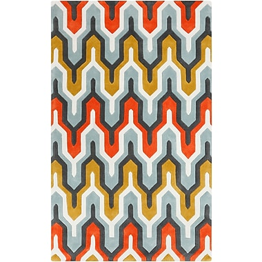 Surya Cosmopolitan COS9176-811 Hand Tufted Rug, 8' x 11' Rectangle