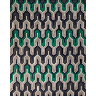 Surya Cosmopolitan COS9213-811 Hand Tufted Rug, 8' x 11' Rectangle