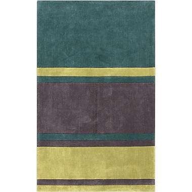 Surya Cosmopolitan COS9214-58 Hand Tufted Rug, 5' x 8' Rectangle